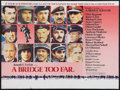 "Movie Posters:War, A Bridge Too Far & Other Lot (United Artists, 1977). BritishQuads (2) (30"" X 40""). War.. ... (Total: 2 Items)"