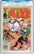 Modern Age (1980-Present):Science Fiction, Star Wars #105 Savannah pedigree (Marvel, 1986) CGC NM/MT 9.8 Whitepages....