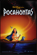 "Movie Posters:Animated, Pocahontas (Buena Vista, 1995). International One Sheets (3) (27"" X40""). SS Advances. Animated.. ... (Total: 3 Items)"