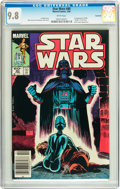 Modern Age (1980-Present):Science Fiction, Star Wars #80 Savannah pedigree (Marvel, 1984) CGC NM/MT 9.8 Whitepages....