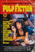 "Movie Posters:Crime, Pulp Fiction (Miramax, 1994). One Sheet (27"" X 40""). SS. Crime....."