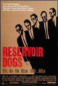 "Movie Posters:Crime, Reservoir Dogs (Miramax, 1992). One Sheet (27"" X 40""). SS Crime....."