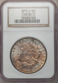 Morgan Dollars: , 1878-S $1 MS65 NGC. NGC Census: (3812/500). PCGS Population (3493/560). Mintage: 9,774,000. Numismedia Wsl. Price for probl...
