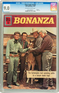 Silver Age (1956-1969):Adventure, Four Color #1283 Bonanza (Dell, 1962) CGC VF/NM 9.0 Off-white to white pages....