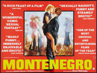 "Montenegro and Other Lot (New Realm, 1981). British Quads (2) (30"" X 40""). Comedy. ... (Total: 2 Items)"