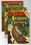 Golden Age (1938-1955):Superhero, Action Comics Group (DC, 1945-49).... (Total: 6 Comic Books)