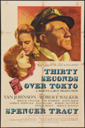 "Movie Posters:War, Thirty Seconds Over Tokyo (MGM, 1944). One Sheet (27"" X 41""). War....."