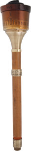 Miscellaneous Collectibles:General, 1984 Los Angeles Summer Olympics Torch....