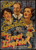 """Movie Posters:Musical, The Great Ziegfeld (MGM, 1936). Special Road-Show Promotions Pressbook (26 Pages, 14"""" X 20""""). Musical.. ..."""