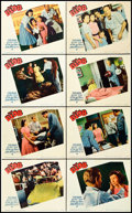 """Movie Posters:Science Fiction, The Blob (Paramount, 1958). Lobby Card Set of 8 (11"""" X 14""""). Science Fiction.. ... (Total: 8 Items)"""