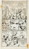 Original Comic Art:Panel Pages, Frank Miller Ronin #1 page 1 Original Art (DC, 1983)....