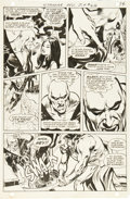 Original Comic Art:Panel Pages, Neal Adams Strange Adventures #216 Deadman page 12 HeroInitiative Benefit Lot Original Art (DC, 1969)....