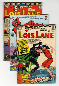 Miscellaneous Silver Age Low Grade Comics Short Box Group (Various Publishers, 1960s) Condition: Average FR