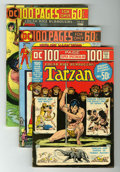 Bronze Age (1970-1979):Miscellaneous, DC Bronze Age Group (DC, 1970s) Condition: Average FN+.... (Total:15 Comic Books)