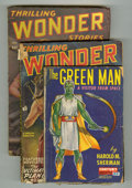 Pulps:Science Fiction, Assorted Science Fiction Pulps Box Lot (Various, 1937-50)Condition: Average VG....