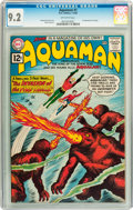 Silver Age (1956-1969):Superhero, Aquaman #1 (DC, 1962) CGC NM- 9.2 Off-white pages....