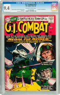 Silver Age (1956-1969):War, G.I. Combat #115 (DC, 1965) CGC NM 9.4 Off-white to white pages....