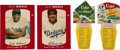 Baseball Cards:Lots, 1940's-1950's Brooklyn Dodgers Card Collection (49) With many HoFers. ...