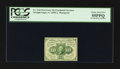 Fractional Currency:First Issue, Ex: Eliasberg Fr. 1242 10¢ First Issue PCGS Choice About New 55PPQ.. ...