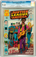 Bronze Age (1970-1979):Superhero, Justice League of America #95 Twin Cities pedigree (DC, 1971) CGCNM/MT 9.8 White pages....