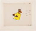Animation Art:Limited Edition Cel, King Features Anniversary Special Spark Plug Animation Production Cel with Clean-Up Drawing Original Art (King Feature...