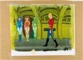 Animation Art:Limited Edition Cel, The New Adventures of Flash Gordon Production Cel Animation Art (Filmation, 1979)....