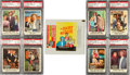"Non-Sport Cards:Sets, 1963 Topps ""The Beverly Hillbillies"" High Grade Complete Set (66)Plus Wrapper. ..."