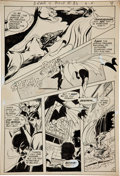 Original Comic Art:Panel Pages, Neal Adams The Brave and the Bold #86 Batman page 4 OriginalArt (DC, 1969)....