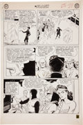 Original Comic Art:Panel Pages, Carmine Infantino and Joe Giella The Flash #137 JSA Page 24Original Art (DC, 1963). ...