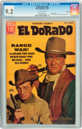 Silver Age (1956-1969):Western, Movie Classics: El Dorado - File Copy (Dell, 1967) CGC NM- 9.2Off-white pages....