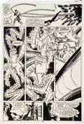 Original Comic Art:Panel Pages, Frank Miller and Klaus Janson Daredevil #165 Doctor Octopuspage 30 Original Art (Marvel, 1980)....
