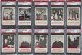 "Non-Sport Cards:Sets, 1964 Topps ""The Addams Family"" High Grade Complete Set (66) PlusWrapper (With five PSA 10s). ..."