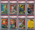 "Non-Sport Cards:Sets, 1962 Topps ""Mars Attacks"" Complete Set (55). ..."