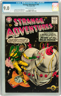 Silver Age (1956-1969):Science Fiction, Strange Adventures #93 (DC, 1958) CGC VF/NM 9.0 Cream to off-whitepages....