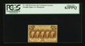 Fractional Currency:First Issue, Fr. 1282 25¢ First Issue PCGS Choice New 63PPQ.. ...