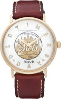 Baseball Collectibles:Others, 1968 New York Mets Old Timers Day Presentational Watch....