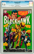 Silver Age (1956-1969):Adventure, Blackhawk #230 Twin Cities pedigree (DC, 1967) CGC NM+ 9.6 Off-white to white pages....