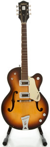 Musical Instruments:Electric Guitars, 1967 Gretsch Anniversary Sunburst Semi-Hollow Body Electric Guitar,Serial #117285....