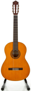 Musical Instruments:Acoustic Guitars, Yamaha CGS-104 Natural Classical Guitar, Serial #QHZ207447....