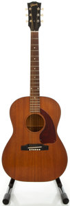 Musical Instruments:Acoustic Guitars, 1965 Gibson LG-0 Mahogany Acoustic Guitar, Serial #275597....