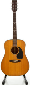 Musical Instruments:Acoustic Guitars, 1967 Martin D-18 Natural Acoustic Guitar, Serial #223034....