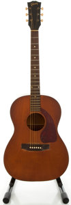 Musical Instruments:Acoustic Guitars, 1962 Gibson LG-0 Mahogany Acoustic Guitar, Serial #78317....