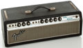 Musical Instruments:Amplifiers, PA, & Effects, Circa 1969 Fender Bandmaster Silverface Amplifier Head, Serial #A31271....