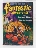 Pulps:Science Fiction, Fantastic Adventures - November 1941 (Ziff-Davis, 1941) Condition:FN-....