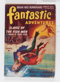 Pulps:Science Fiction, Fantastic Adventures - March 1941 (Ziff-Davis, 1941) Condition:VG/FN....