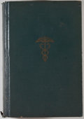Books:Medicine, Victor Robinson. The Story of Medicine. New York: Tudor,[1931]. Octavo. 527 pages. Publisher's binding with minor r...