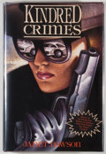 Books:Mystery & Detective Fiction, Janet Dawson. Kindred Crimes. New York: St. Martin's Press,[1990]. First edition. Octavo. 260 pages. Publisher'...