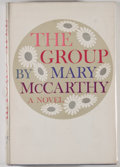 Books:Literature 1900-up, Mary McCarthy. The Group. New York: Harcourt, Brace andWorld, [1963]. First edition, first printing. Octavo. 378 pa...