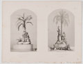 Antiques:Posters & Prints, Lot of 12 Steel Engravings Featuring Decorative Items Displayed atthe Great Exhibition of 1851. From Tallis's History and...