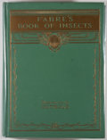 Books:Color-Plate Books, E. J. Detmold [illustrator]. Fabre's Book of Insects. New York: Dodd, Mead, 1921. First edition. Quarto. 271 pages. ...